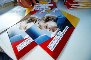 A. Merkel žadama pergalė: kokia jos sėkmės paslaptis?