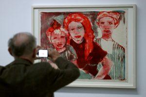 Parodoje – naciams neįtikęs menas