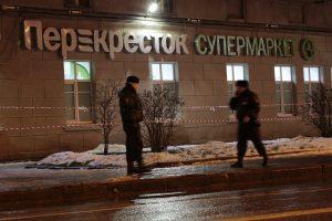 Sužeistųjų per sprogdinimą Sant Peterburge padaugėjo iki 13