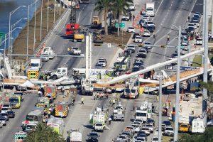 Majamyje sugriuvus naujai pastatytam viadukui žuvo šeši žmonės (atnaujinta)