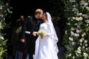 Karališkosios vestuvės – tarsi mados podiumas