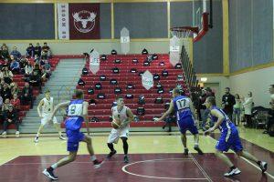 Klaipėdos krepšininkai susivienijo prieš savižudybes