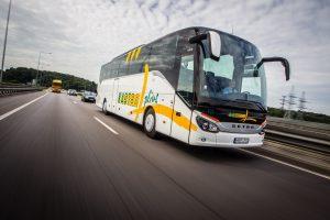 Aukštesnės klasės autobusai – jau visoje Lietuvoje