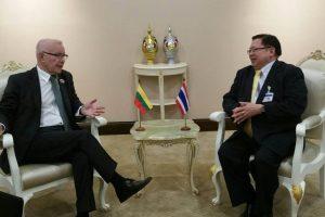 Vizos į Tailandą lietuviams gali būti panaikintos išimties tvarka