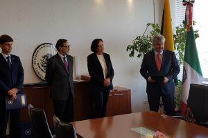 Vilniuje atidarytas Meksikos garbės konsulatas