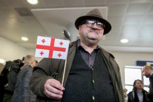 Dešimtys gruzinų pirmąkart į Lietuvą atskrido be vizų