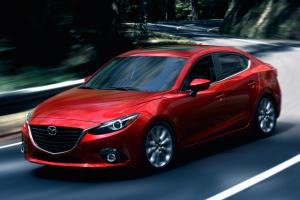 """""""Mazda3"""" pasidabino penkiomis žvaigždutėmis"""