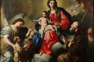 Vilniuje – reta XVI-XVIII amžių italų tapybos kolekcija