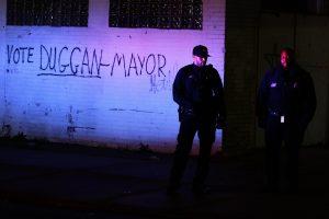 Detroite per šaudynes kirpykloje žuvo du žmonės, septyni sužeisti