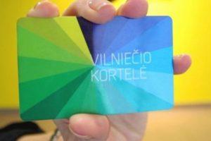 Taupantiems laiką: Vilniečio kortelę galima įsigyti ir paštuose