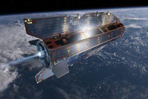 Jau žinoma, kur nukrito 1 toną sveriantis palydovas