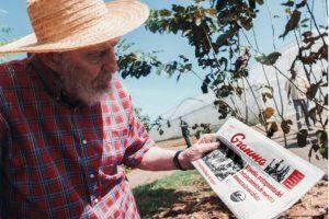 Buvęs Kubos lyderis F. Castro pelnė Kinijos skiriamą Konfucijaus taikos premiją