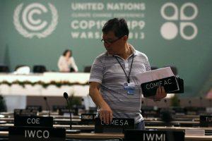 Iššūkis Lenkijai: Varšuvoje prasideda JT Klimato kaitos konferencija
