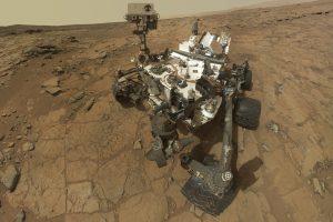 """NASA: """"Curiosity"""" gali pasigirti dar vienu atradimu Marse"""