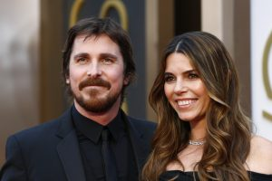 Aktoriaus Ch. Bale žmona laukiasi antro vaiko
