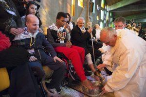Romoje – Didžiojo penktadienio iškilmės