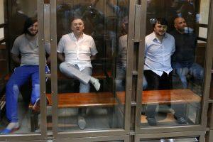 Rusijoje dėl A. Politkovskajos nužudymo du vyrai nuteisti kalėti iki gyvos galvos