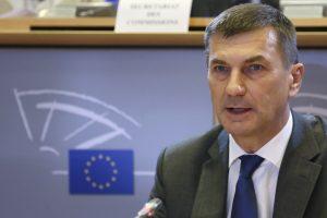 Estijos kandidatas į eurokomisarus – už viešųjų paslaugų prieinamumą internetu