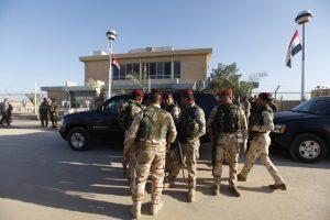 Po mirtininkų sprogdintojų atakų ir susirėmimų Irake – 23 aukos