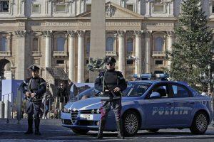 Po išpuolių Prancūzijoje sustiprintas budrumas Italijoje