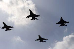 Beniliukso šalys pasirašė svarbų susitarimą dėl oro erdvės gynybos
