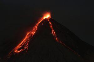 Meksikoje išsiveržė Ugnies vulkanas, evakuoti gyventojai