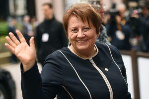 L. Straujuma: Latvijos vyriausybė užbaigė savo veiksmų planą