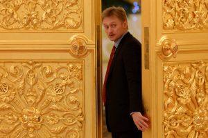 """Kremlius sukritikavo projektą """"Vietoj Putino"""""""