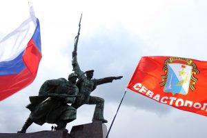 Rusija mini Krymo aneksijos metines