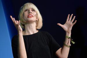"""Buvusiai """"Pussy Riot"""" narei Maskvos centre nepavyko surengti protesto akcijos"""