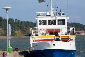 Siūloma atsisakyti vidaus vandenyse plaukiojančių pramoginių laivų techninės apžiūros