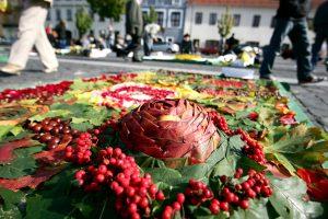 Rudenėjantis Vilnius pasitinka Gdansko kultūros dienas