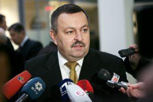 Teismas dar kartą išteisino eksmerą V. Navicką