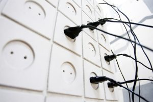 Kaitra didino elektros poreikį