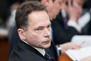 Patvirtino: dėl advokato S. Novikovo nužudymo kaltas vienas asmuo