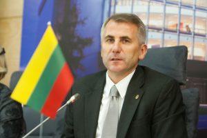 V. Ušacko raginimas Lietuvai: plėsti draugų ratą Rusijoje