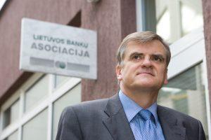 LBA laikinai sustabdė bankų statistinės informacijos skelbimą