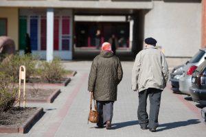 Nesukaupus pakankamo stažo – vargas pensijoje