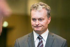 """G. Nausėda: pažadai apie orią """"Sodros"""" pensiją yra žmonių klaidinimas"""