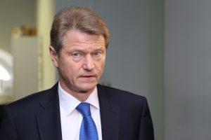 Generalinis prokuroras vyks į Briuselį pasiaiškinti dėl R. Pakso bylos