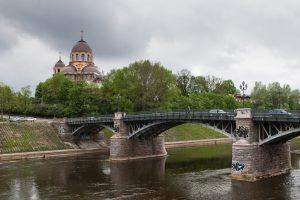 Ar Vilniaus Žvėryne išties kažkada gyveno žvėrys?