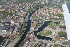 Kurs naujus Klaipėdos teršalų žemėlapius