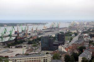 Keltu iš Klaipėdos – į Liubeką