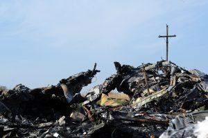 Dėl trukdymo ištirti Malaizijos lėktuvo katastrofą – Australijos atsakas Rusijai