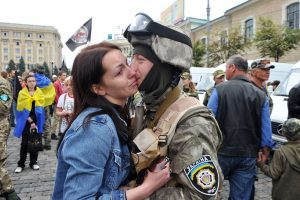 ES skiria Ukrainai 15 mln. eurų humanitarinę pagalbą