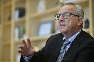 ES sako esanti pasiruošusi atsakyti į JAV sankcijas, jeigu to reikės