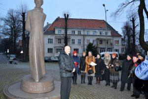 Liudviką Rėzą pagerbė Kaliningrade