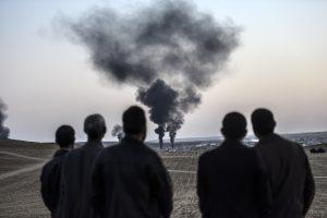 """Kaukazo islamistai prisiekė ištikimybę """"Islamo valstybei"""""""