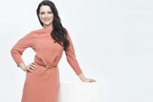 Ž. Vaškytė-Lubienė laukiasi antrosios atžalos