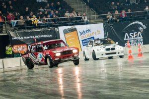 """Į """"Žalgirio"""" areną grįžta didžiausias automobilių sporto renginys"""